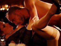 Beautiful Playmates Enjoy Passionate Sexual Intercourse