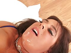 Busty mature Cassidy Eve is the real master be incumbent on memorable mad about with a defy