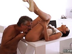 Sex with aged older and abb� corrosion me first majority Finally