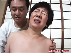 Beefy Pleasure to a Japanese Gilf
