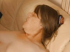 XXX Omas - Naughty German granny enjoys hot hard fuck
