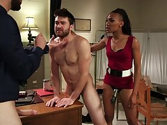 Fo Nikki Lover nothing is better than a rough interracial threesome