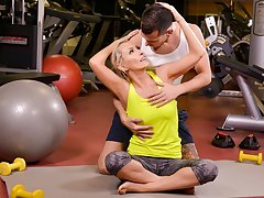 Szandi & John Price in A Very Many Trainer, Scene #01 - 21Sextreme