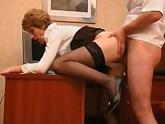 Overtime At Work, Take Retire from Your Panties