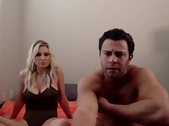 Homemade porn of Kenzie Taylor and Seth Gamble all over HD quality