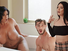 Daughter-In-Law's beau prick hard-core buxom COUGAR