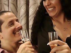 German Usurp Way-out YEAR homemade span amateur