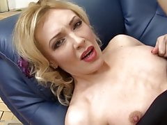 Taboo sex with mature sexy mom and boy